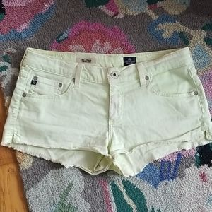 Adriano Goldschmied the daisy Low rise shorts